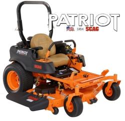 2016 Scag Power Equipment Patriot