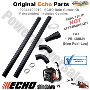 Echo Rain Gutter Cleaning Kit
