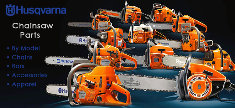 Husqvarna parts sales chainsaw parts
