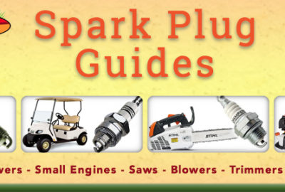 Power Mower Sales Spark Plugs Guides