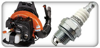Spark Plugs for Trimmers and Leaf Blowers