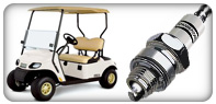 Spark Plugs for Golf Carts