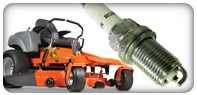 Spark Plugs for Lawn Mowers and Small Engines