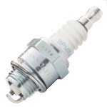 Spark plugs for power equipment