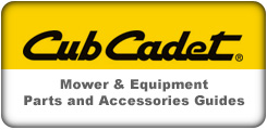 Cub Cadet Quick Reference Guides