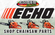 Power Mower Sales has all of the Echo Chainsaw parts you need!