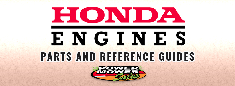 Honda small engine parts from Power Mower Sales