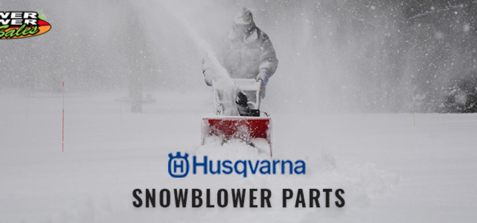Husqvarna Snow blower parts at everyday low prices.