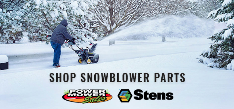 Stens Snow Blower Parts and Accessories