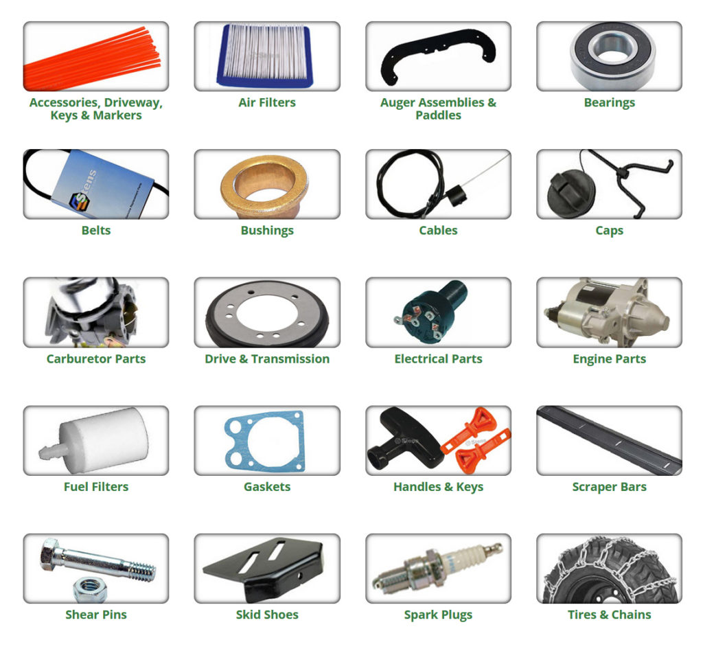 Stens Archives Fuel Filter Snow Blower Parts Categories