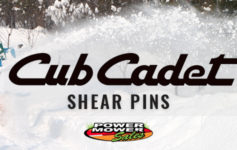 Cub Cadet Shear Pins come in unbeatable bundles at Power Mower Sales!