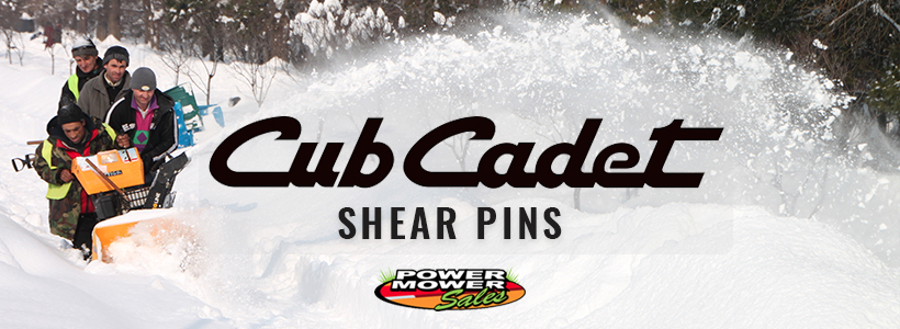 Lawnpartspro cub cadet archives lawnpartspro cub cadet shear pins come in unbeatable bundles at power mower sales fandeluxe Choice Image